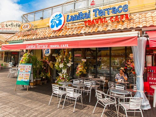 Lanikai Terrace by Travel cafe