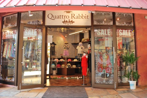 Quattro Rabbit